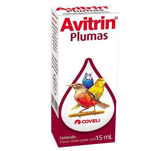Suplemento Alimentar Avitrin Plumas - 15 mL