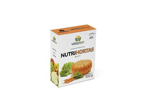 Nutrihortas - Fertilizante granulado 500g
