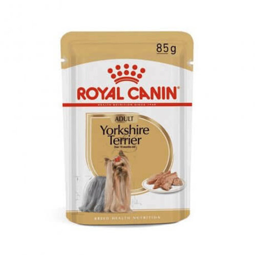 Alimento Úmido para Yorkshire Terrier Adulto Royal Canin