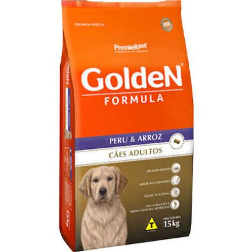 Ração Premier Pet Golden Formula Peru & Arroz para Cães Adultos