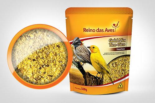 TICO TICO GOLD MIX - REINO DAS AVES 500g