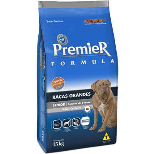 Ração Premier Pet Formula Cães Sênior Raças Grandes