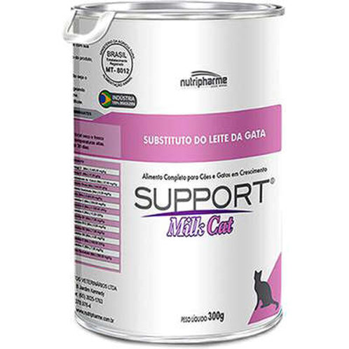 Alimento Completo para Gatos Support Milk Cat Nutripharme