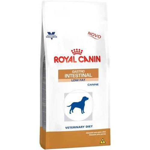 Royal Canin Canine Veterinary Diet Gastro Intestinal Low Fat para Cães Adultos