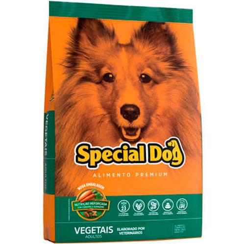Ração Special Dog Premium Vegetais para Cães Adultos