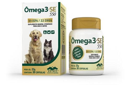 Omega 3 Se 550 Vetnil