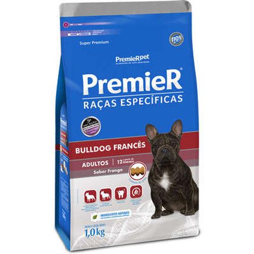 Ração Premier Pet Raças Específicas Bulldog Francês para Cães Adultos