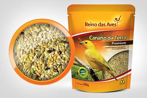 CANÁRIO DA TERRA - REINO DAS AVES
