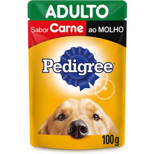 Pedigree Sachê Carne ao Molho para Cães Adultos