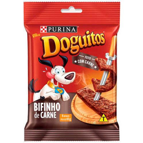 Petisco Nestlé Purina Doguitos Bifinho de Carne para Cães