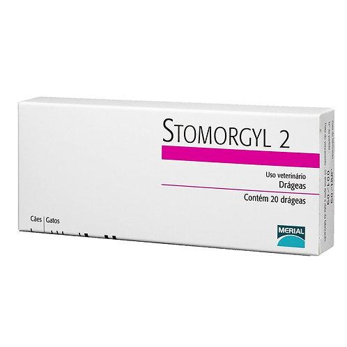 Stomorgyl 2 Merial 20 Comprimidos
