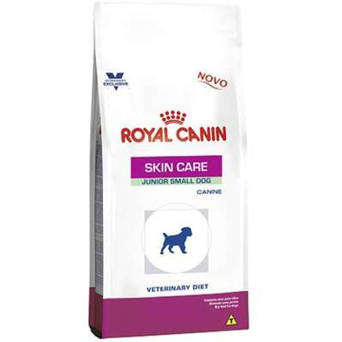 Royal Canin Canine Veterinary Diet Skin Care para Cães Filhote