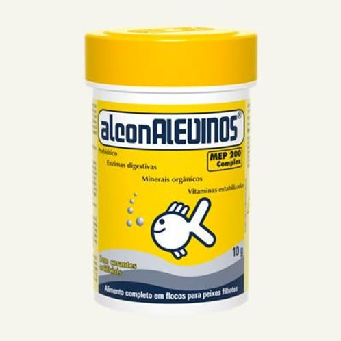Ração Alcon Alevinos Mep 200 Complex - 10 g