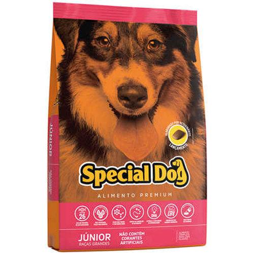 Ração Special Dog Júnior Premium para Cães Filhotes de Raças Grandes