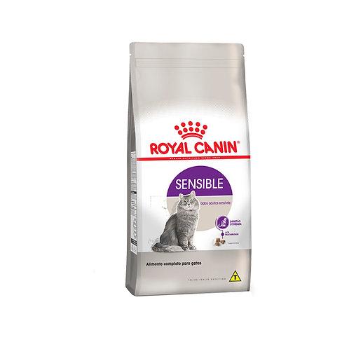 Ração Royal Canin Sensible - Gatos Adultos