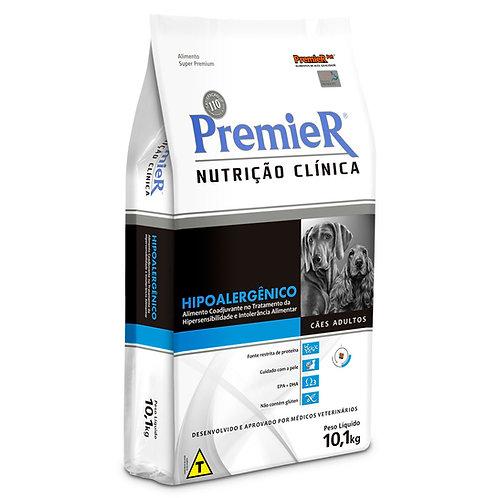 Ração Premier Nutrição Clínica Hipoalergênico para Cães Adultos