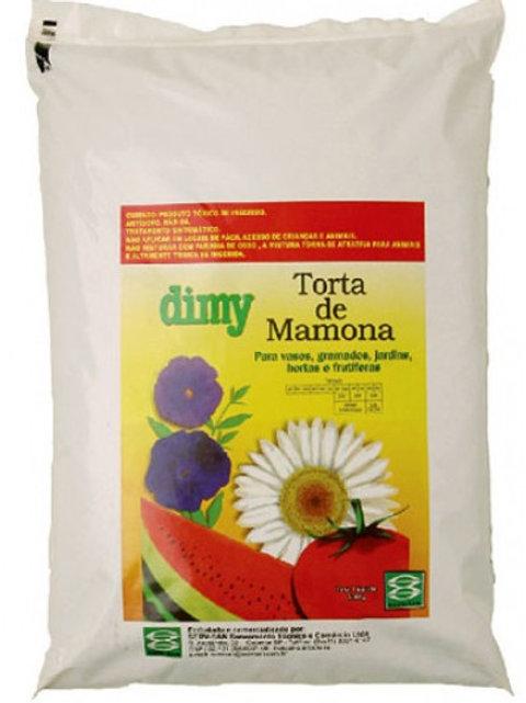 Torta de Mamona - Saco 5 kg