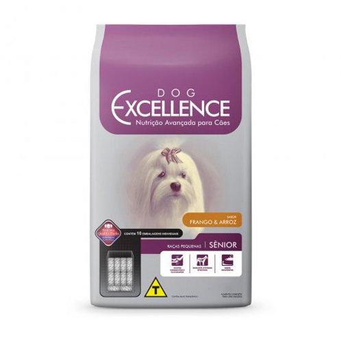 Cães Sênior Dog Excellence Raças Pequenas Frango e Arroz