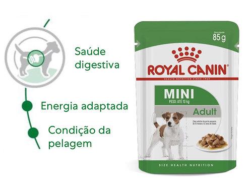 Alimento Úmido para Cães Adultos Raças Mini Royal Canin