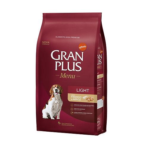 GranPlus Light para Cães Adultos Sabor Frango e Arroz