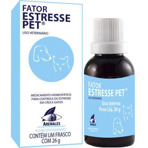 Sistema de Terapia Arenales Fator Estresse Pet - 26 g