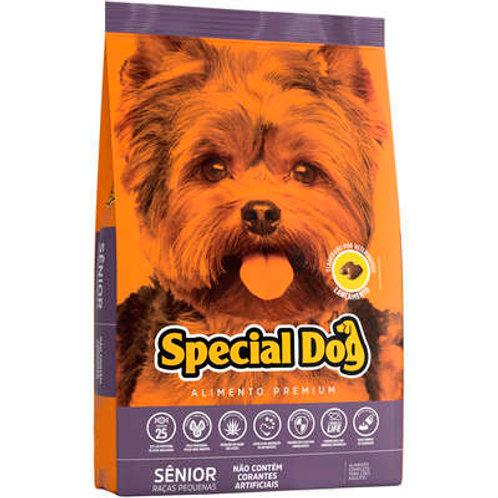 Ração Special Dog Sênior ultra Premium para Cães Adultos de Raças Pequenas 15kg