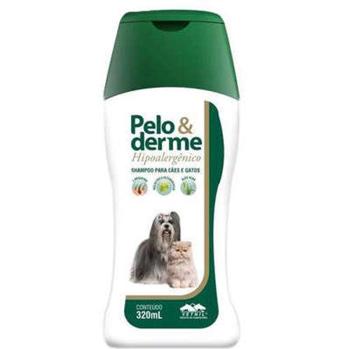 Shampoo Vetnil Pelo & Derme Hipoalergênico - 320 mL