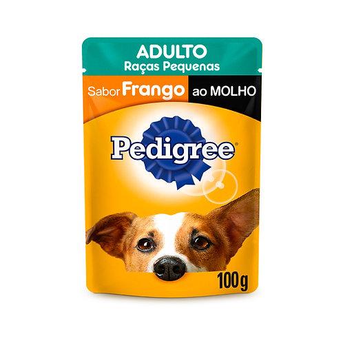 Pedigree Sachê raças pequenas Vital Pro para Cães Adultos  Sabor Frango