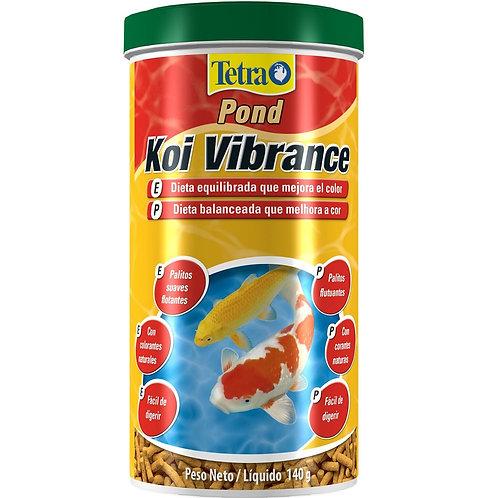 Alimento para Peixe Tetra Peixe Koi Vibrance Sticks