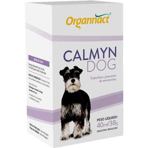 Suplemento Organnact Calmyn Dog - 40 mL