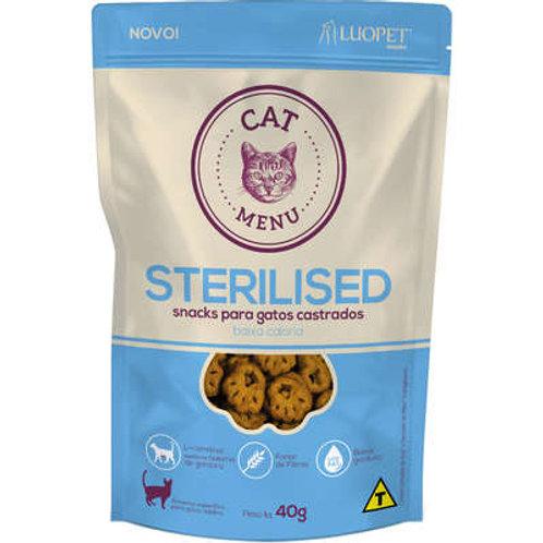Petisco Luopet Cat Menu Sterilised