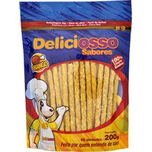 Osso Deliciosso Palito Fino Frango - 200 g
