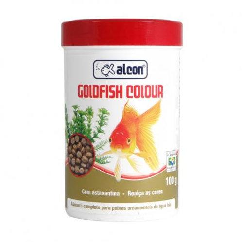 Ração Alcon Goldfish Colour
