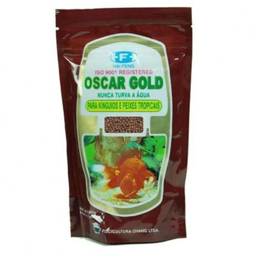 Ração Oscar Gold 100g - Hai feng