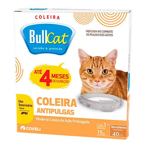 Coleira Antipulgas Coveli Bullcat
