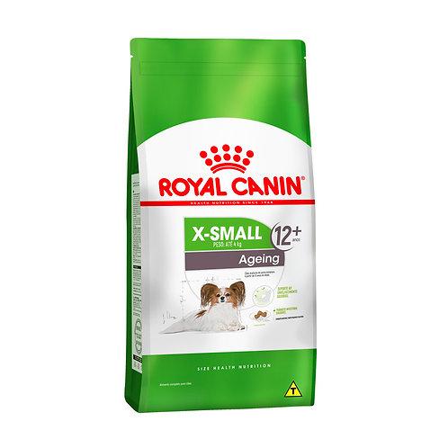 Ração Royal Canin X-small 12+ Cães Adultos