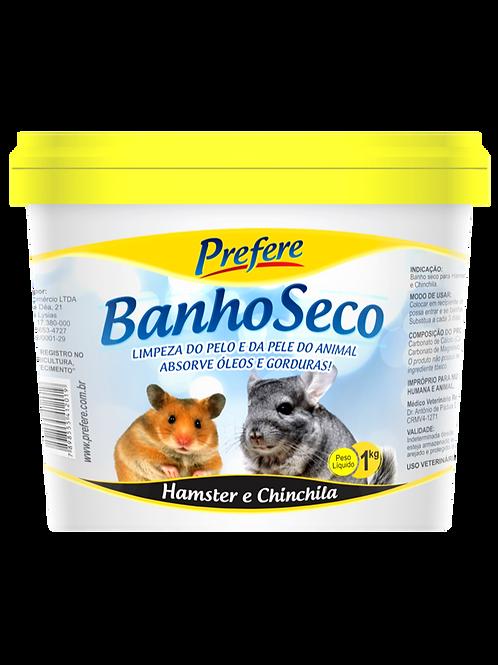 Prefere Banho Seco para Hamster e Chinchila 1kg