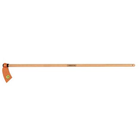 Enxadinha, cabo de madeira 60 cm
