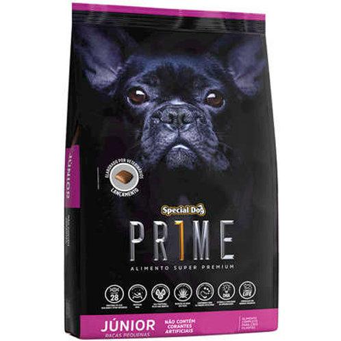 Ração Special Dog Prime Júnior para Cães Filhotes de Raças Pequenas