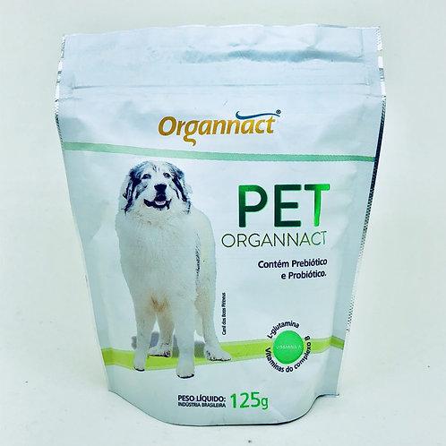 Suplemento Alimentar Pet Organnact Pó 125 g