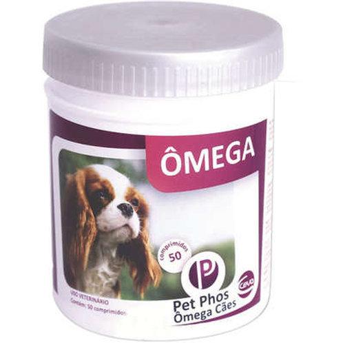 Suplemento Ceva Pet-Phos Ômega Dog