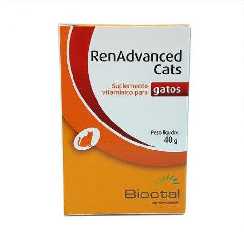 Suplemento Vitamínico RenAdvanced Cats 40g Bioctal