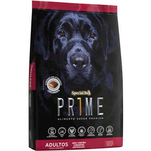 Ração Special Dog Prime para Cães Adultos de Raças Grandes