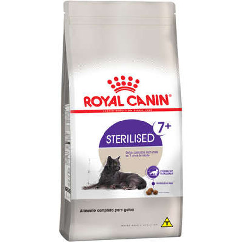 Royal Canin Feline Health Nutrition Sterilised para Gatos Adultos Castrados