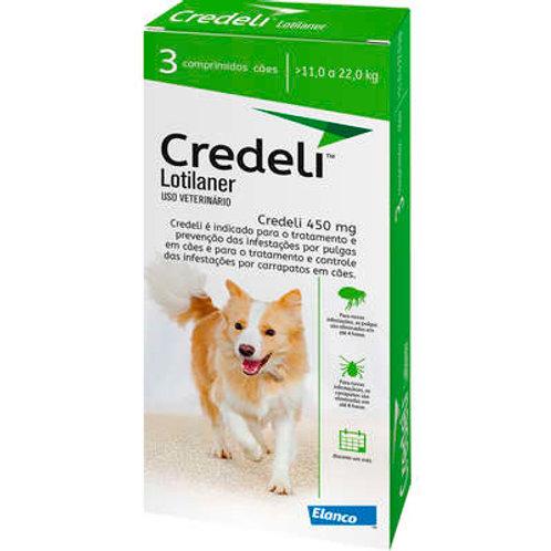 Antipulgas e Carrapatos Elanco Credeli para Cães 450 mg