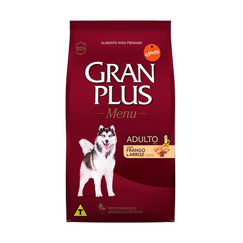 GranPlus para Cães Adultos Sabor Frango e Arroz