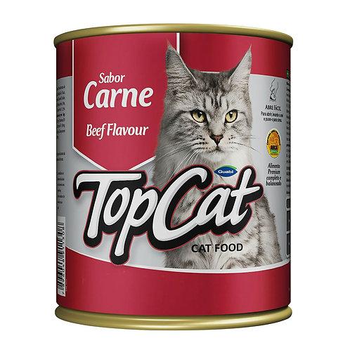 Top Cat Lata para Gatos Sabor Carne - 290g