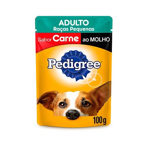 Sachê Vital Pro para Cães Adultos de Raças Pequenas Sabor Carne ao Molho - 100g