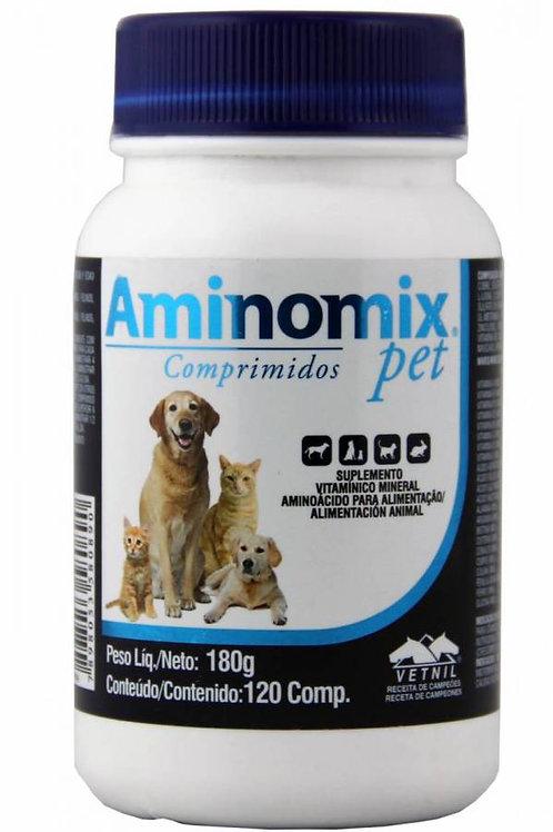 Aminomix Pet 180g – 120 comprimidos