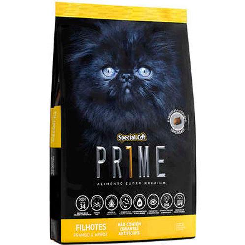 Ração Special Cat Prime Frango e Arroz para Gatos Filhotes